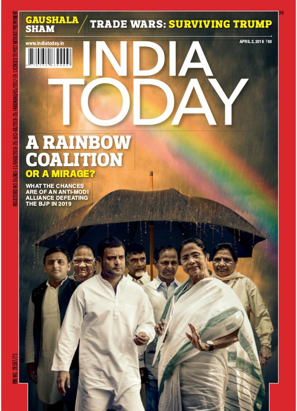 India Today 2nd April 2018