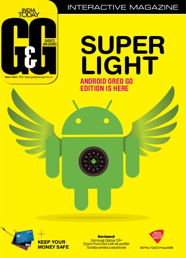 Gadgets and Gizmos March 2018