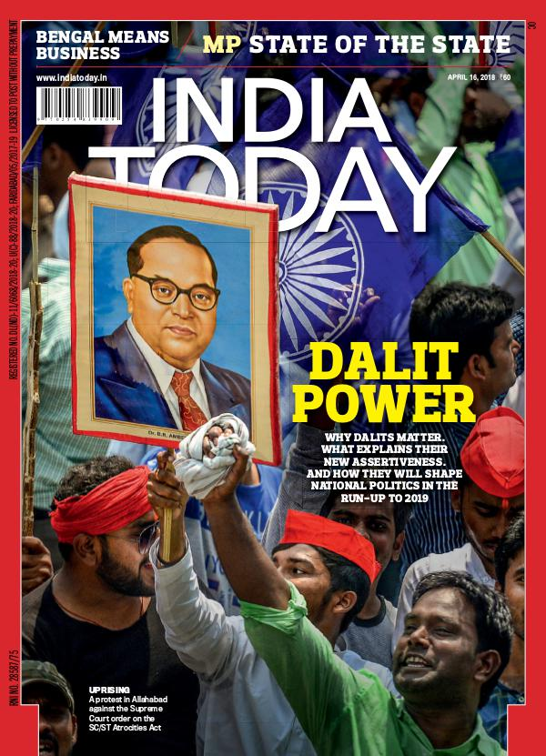 India Today 16th April 2018