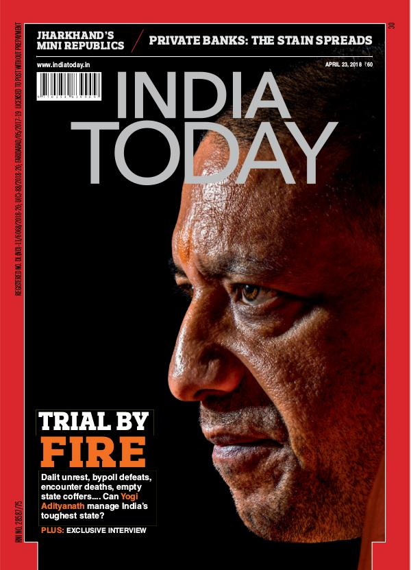 India Today 23rd April 2018