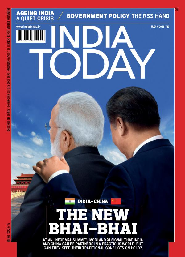 India Today 7th May 2018