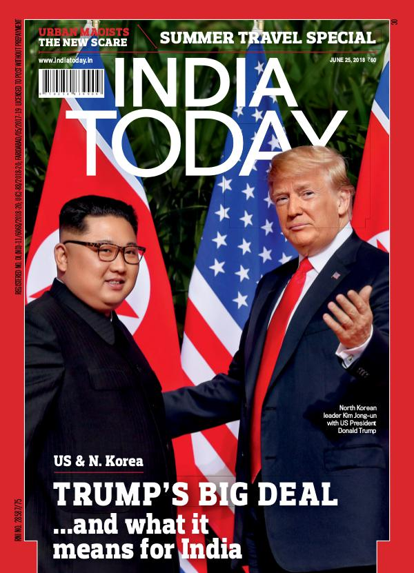 India Today 25th June 2018