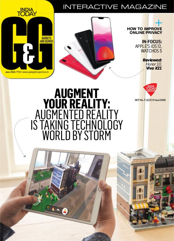 Gadgets and Gizmos June 2018