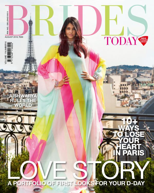 Brides Today August 2018