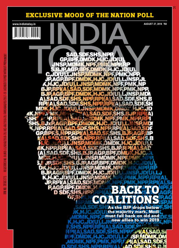 India Today 27th August 2018