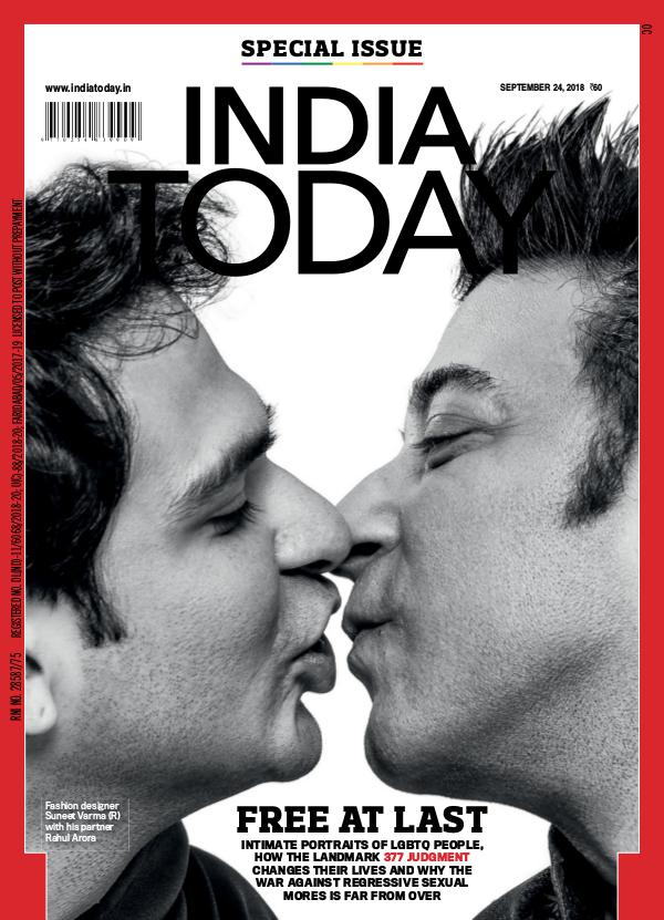 India Today 24th September 2018
