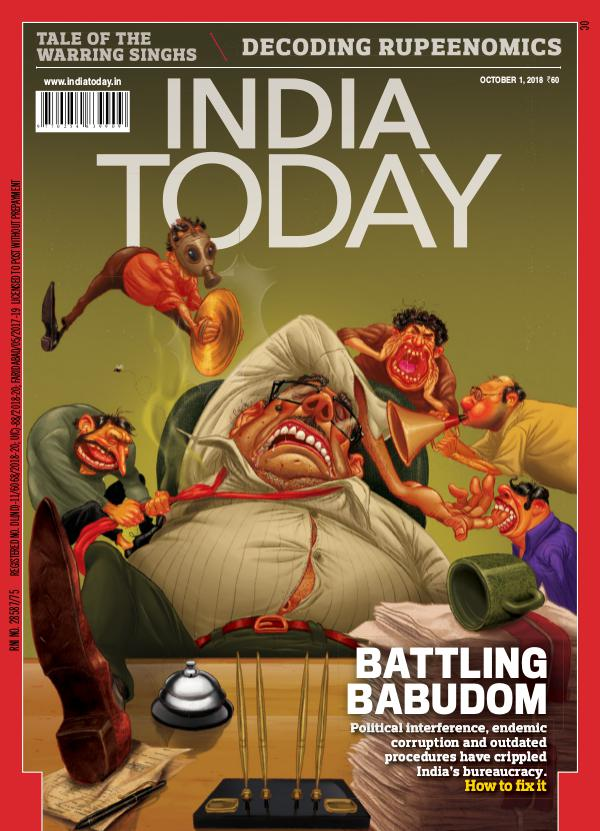 India Today 1st October 2018