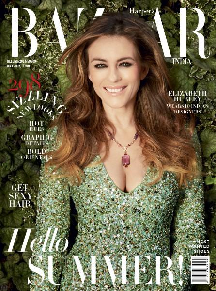Harper's Bazaar May 2015
