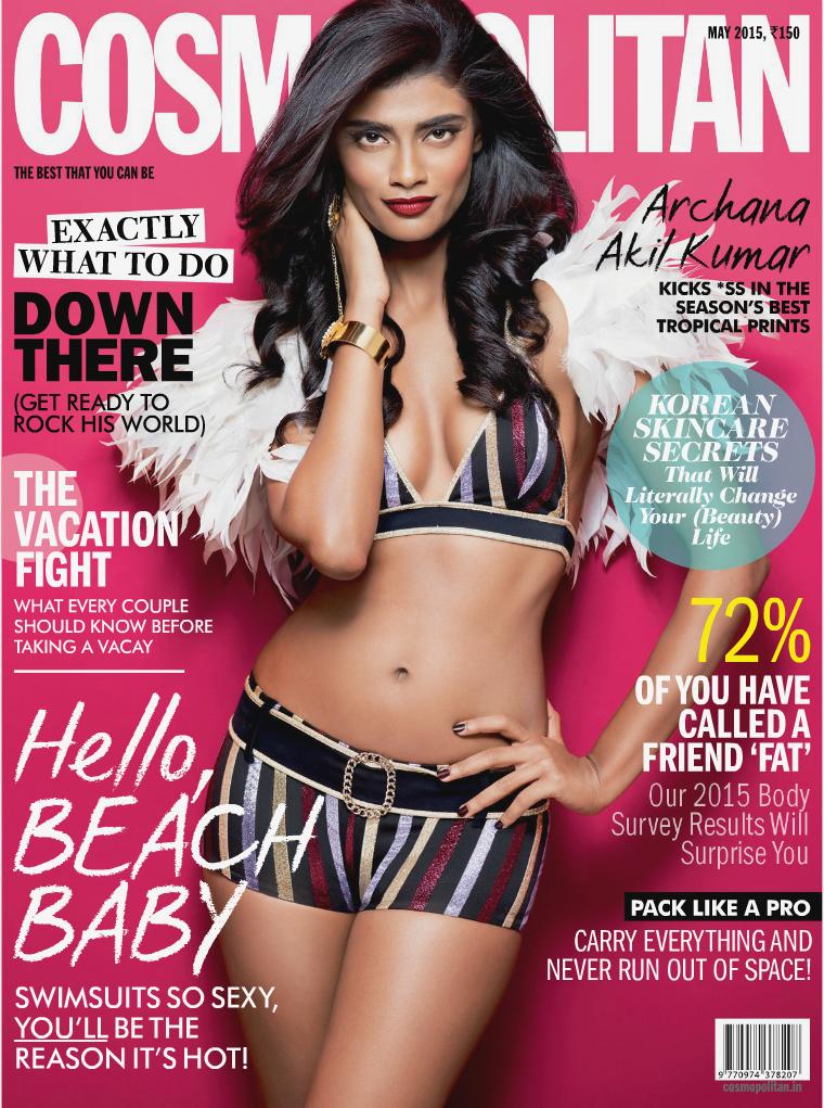 Cosmopolitan May 2015