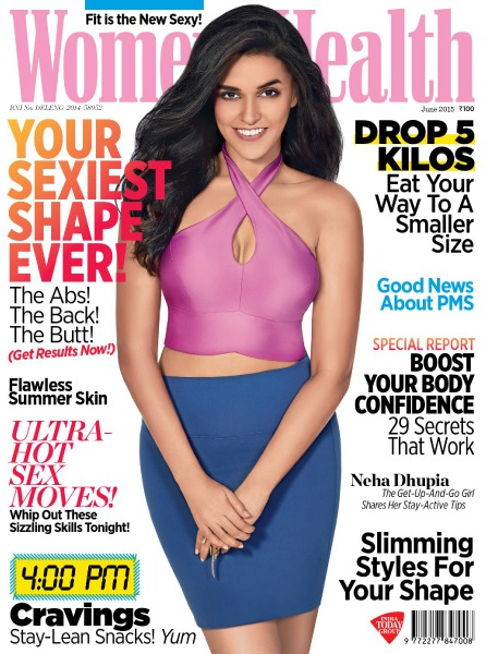 Women's Health June 2015
