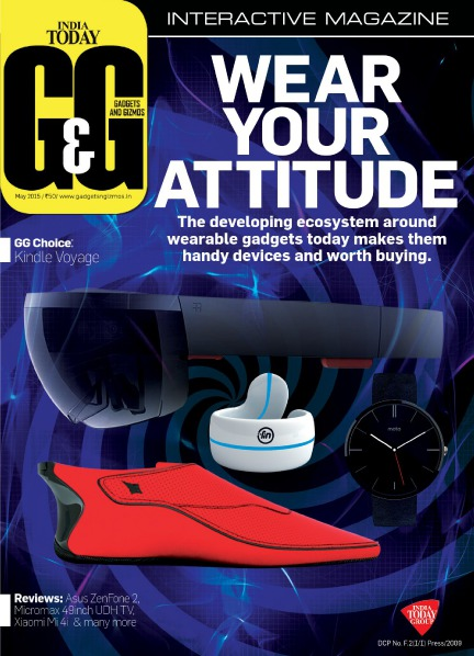 Gadgets and Gizmos May 2015