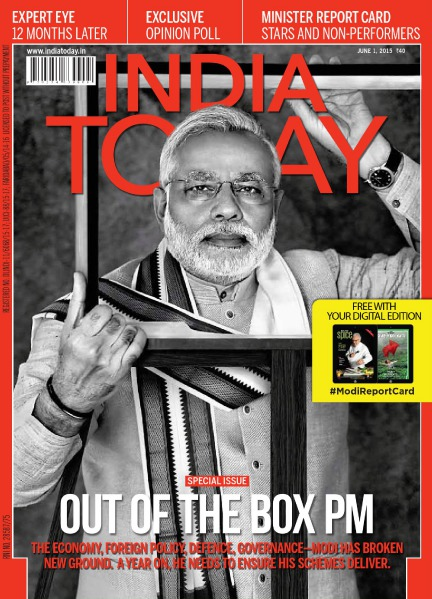 India Today 1st June 2015