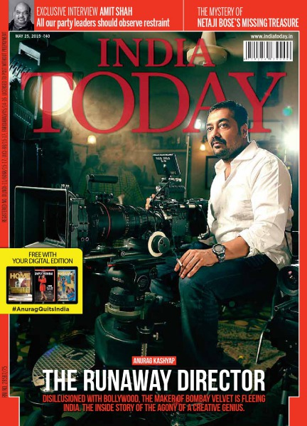 India Today 25th May 2015