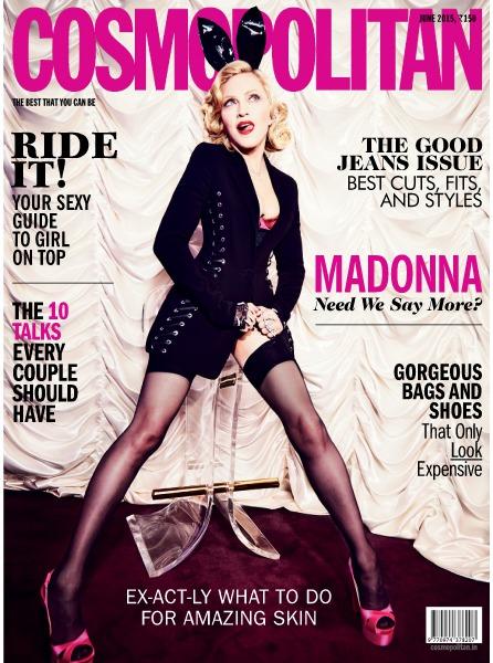 Cosmopolitan June 2015