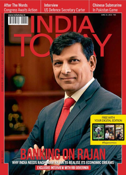 India Today 15th June 2015