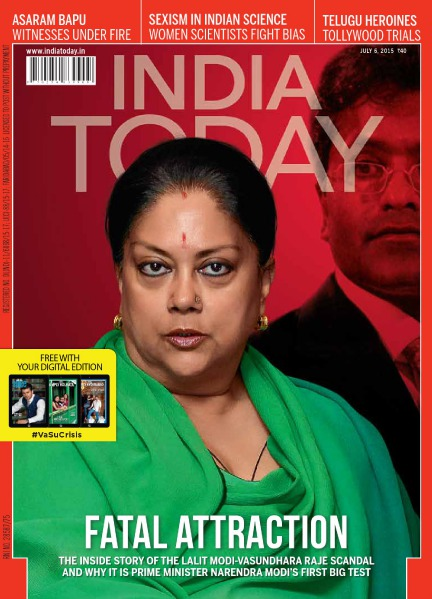 India Today 6th July 2015