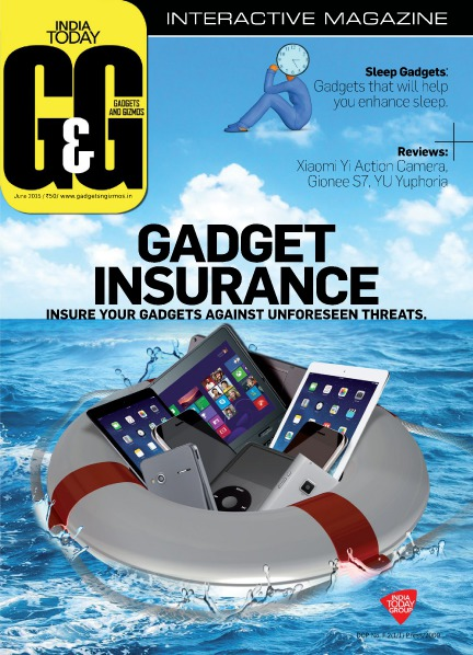 Gadgets and Gizmos June 2015