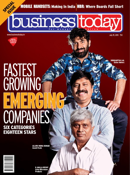 Business Today 19th July 2015