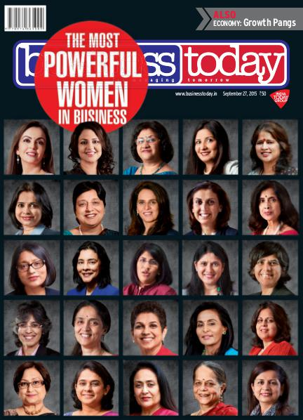 Business Today 27th  September 2015