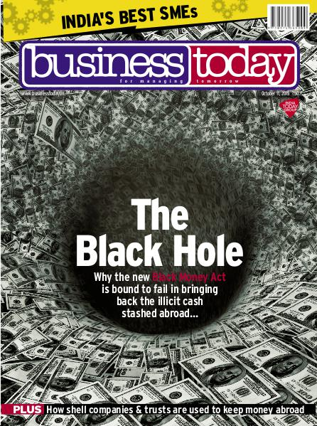Business Today 11th October 2015