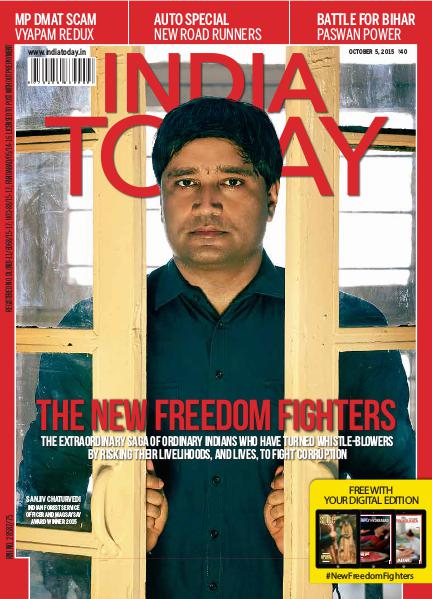 India Today 5th October