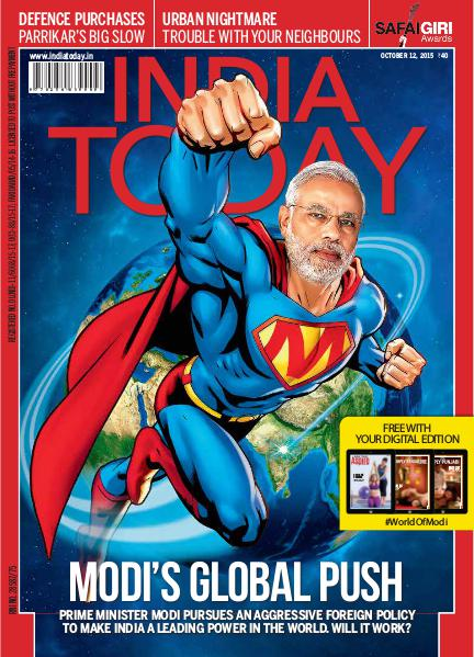 India Today 12th October
