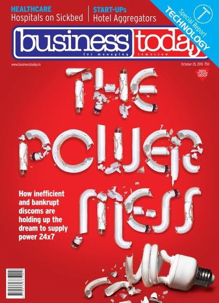 Business Today 25th October 2015