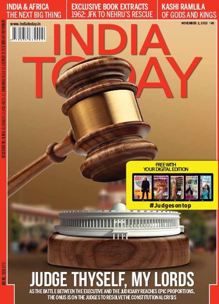 India Today 2nd November