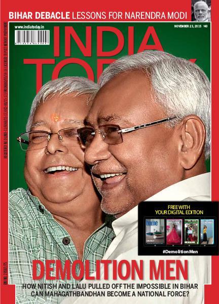India Today 23rd November