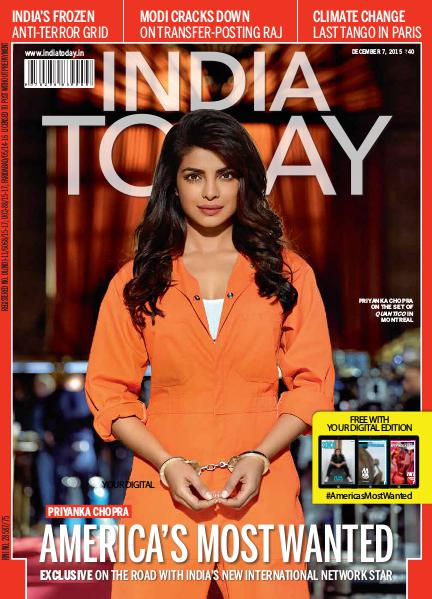 India Today 7th December 2015