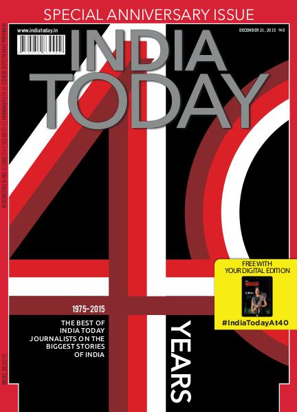 India Today 21st December 2015