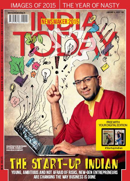 India Today 4th January 2016