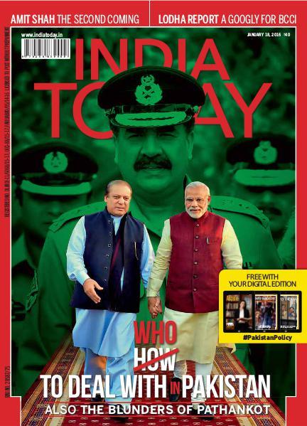 India Today 18th January 2016