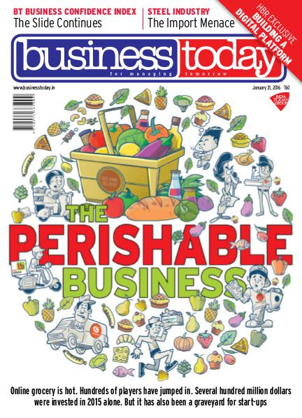 Business Today 31st January 2016
