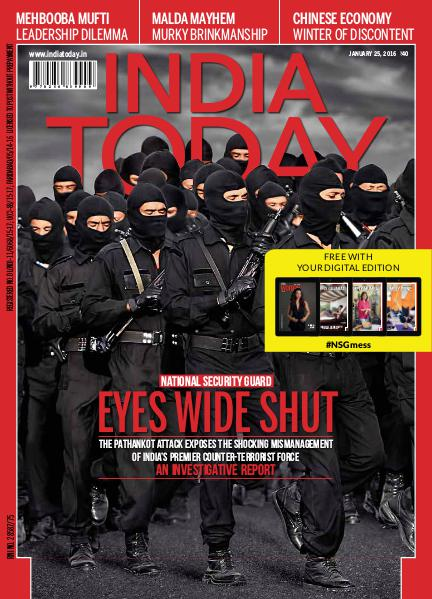 India Today 25th January 2016