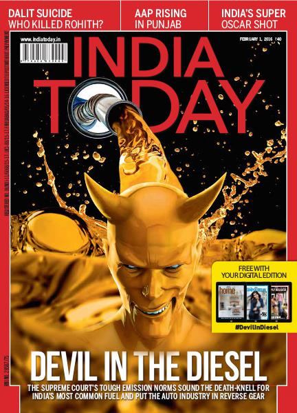 India Today Hindi 1st February 2016