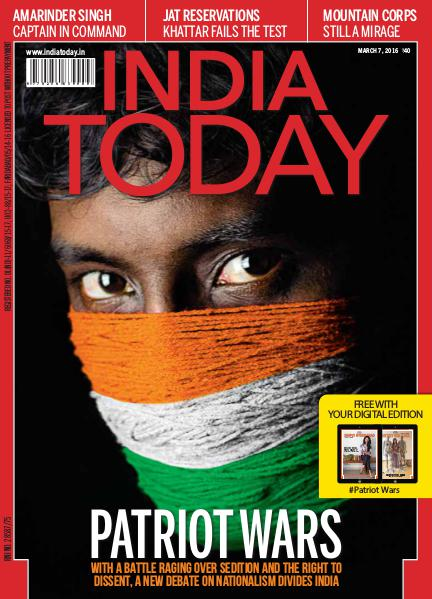 India Today 7th March 2016