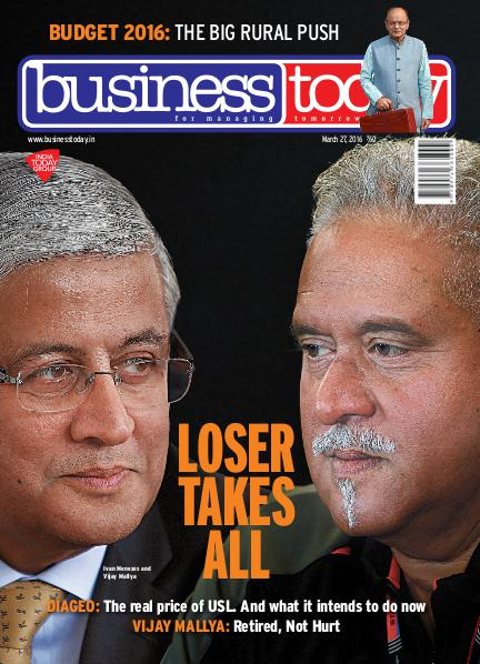 Business Today 27th March 2016