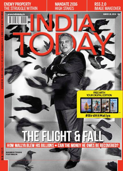 India Today 28th March, 2016