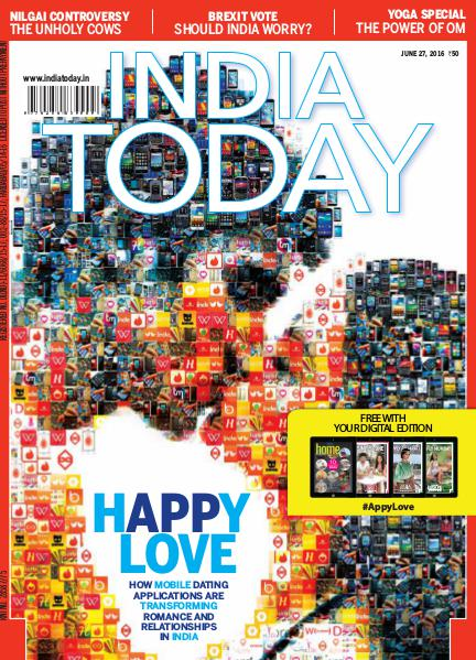 India Today 27th June 2016
