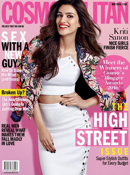 Cosmopolitan July 2016