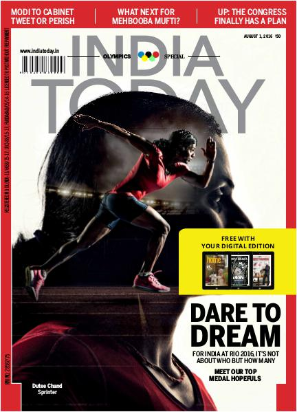 India Today 1st August 2016