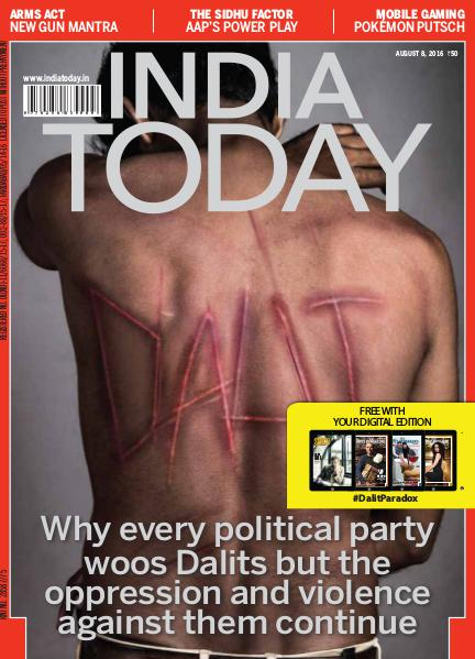India Today 8th August 2016