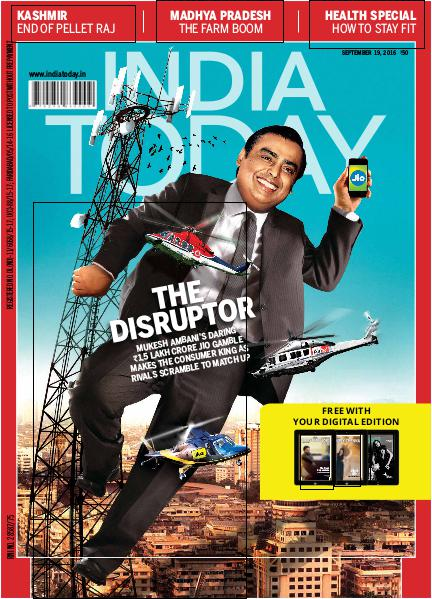 India Today 19th September 2016
