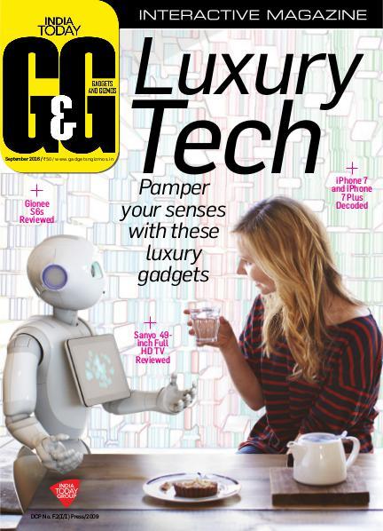 Gadgets and Gizmos September 2016