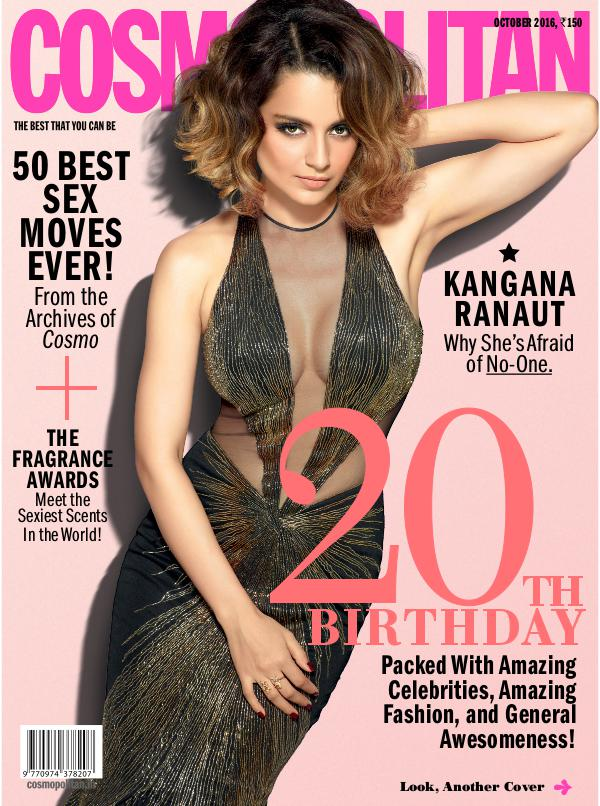 Cosmopolitan October 2016