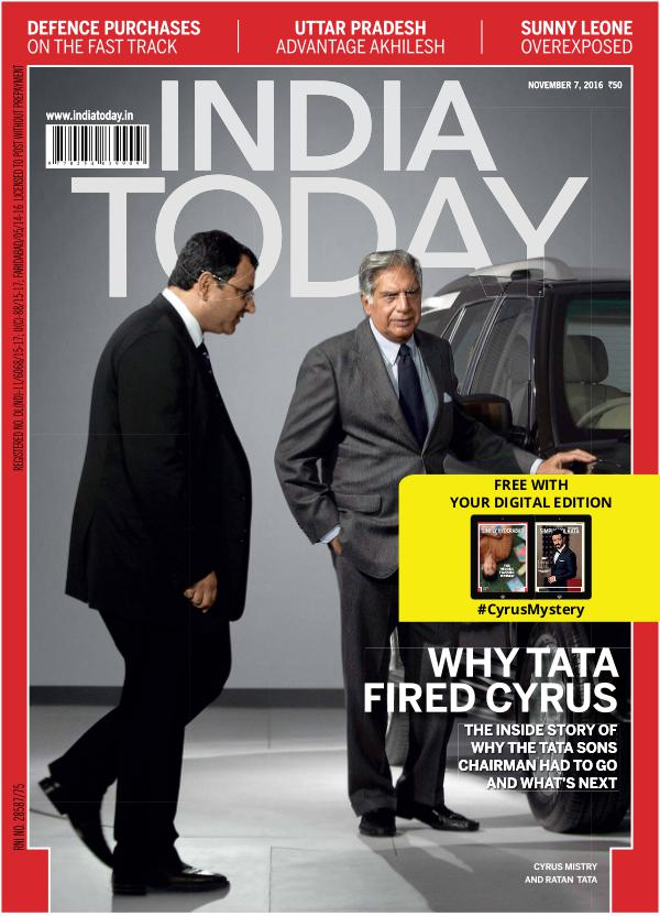 India Today 7th November 2016