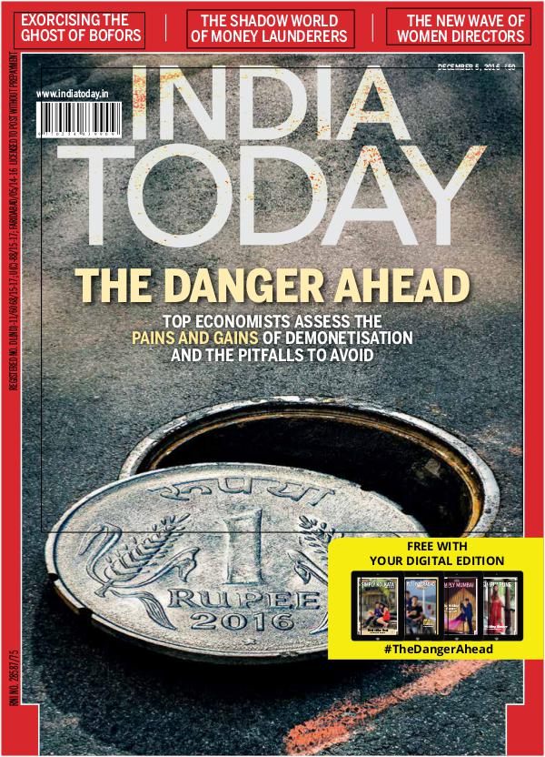 India Today 5th December 2016