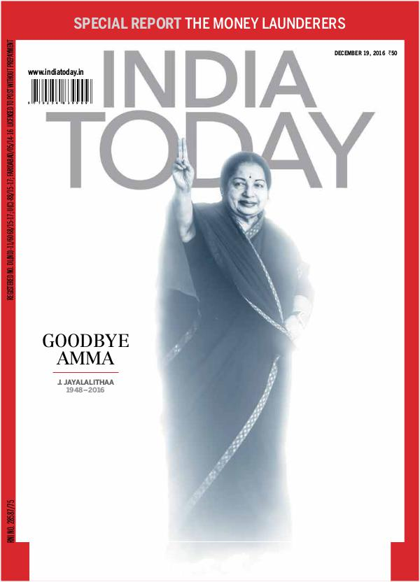 India Today 19th December 2016