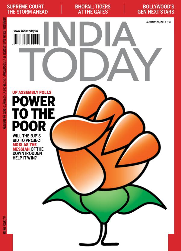 India Today 23rd January 2017